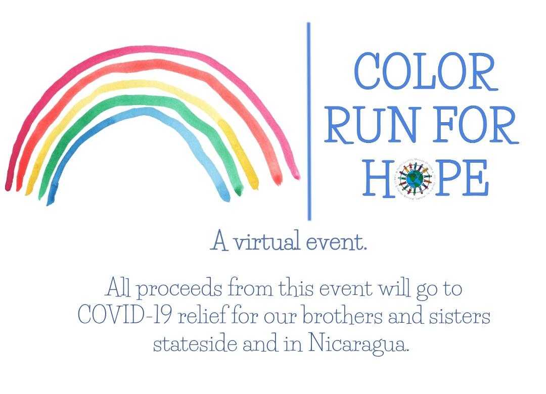 Color Run 2020 - Virtual Event banner